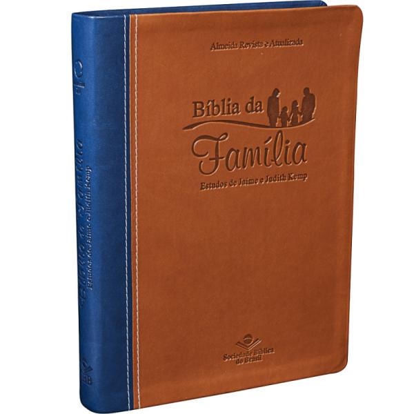 Bíblia Estudo da Família